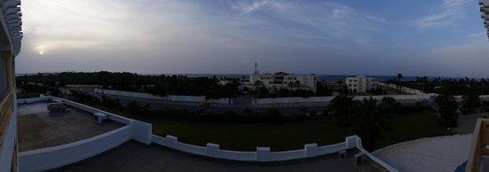 Ramada Liberty Resort Hotel: vue de la chambre