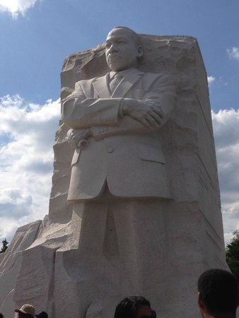 Martin Luther King, Jr. Memorial: Martin Luther King, Jr