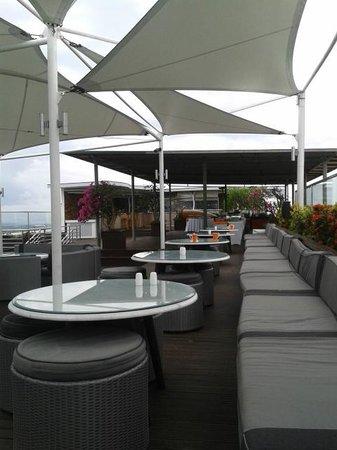 The Jimbaran View: Rooftop