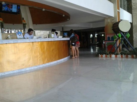 The Jimbaran View: Lobby