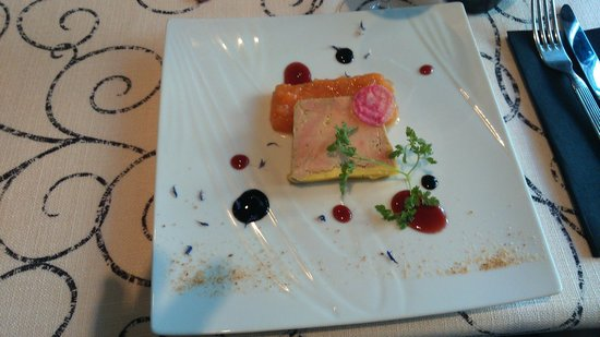 L'Ecume : foie gras