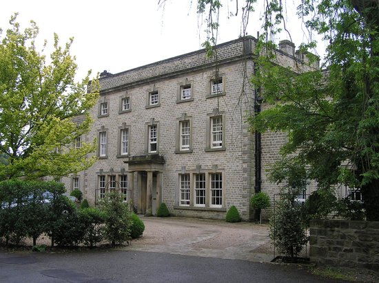Easby, UK: The front entrance