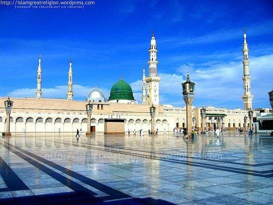 Masjid an-Nabi : Masjid An Nabwi