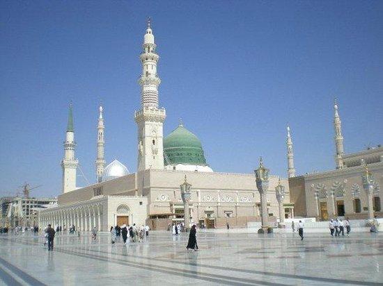 Mezquita del Profeta (Al-Masjid Al-Nabawi): Masjid An Nabwi