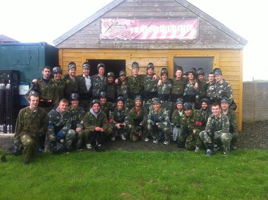 Xtreme.ie : Paintball
