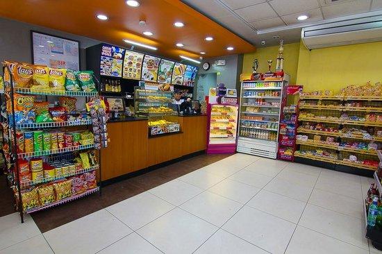 VIP Suite: Mini Stop Convenience Store