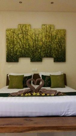 Hotel Vila Ombak: Arrivo