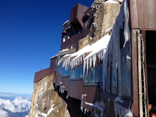 Aiguille du Midi: It was very nice!