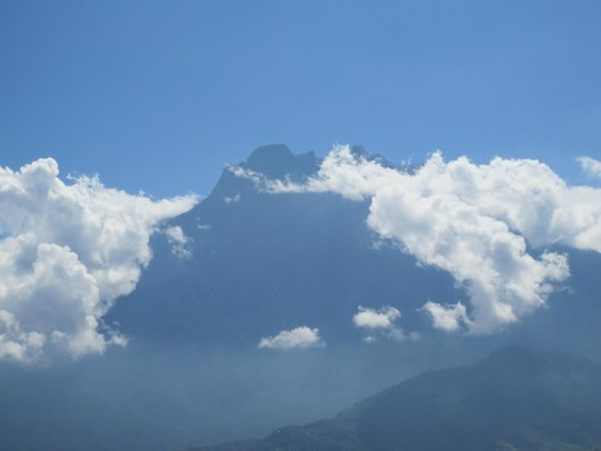 Shangri-La's Rasa Ria Resort & Spa: Mount Kinabalu