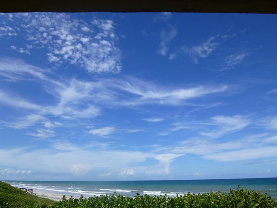 Paradise Beach Club: View from master bedroom.