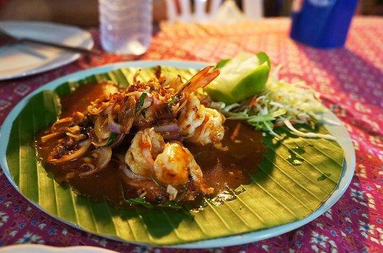 E-San Seafood: pla goong