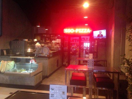 Restaurant L'Italiano : Entrata