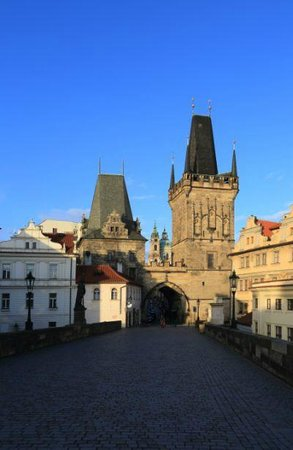 Photo of Tourist Attraction The Lesser Town Bridge Tower at Karlův Most, Prague 110 00, Czech Republic