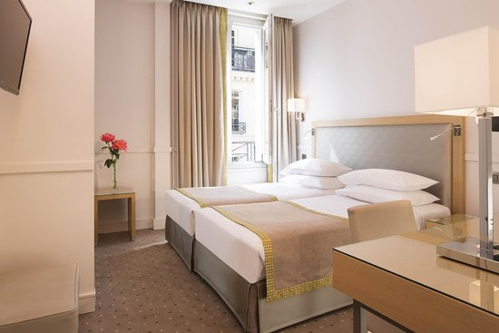 Hôtel Floride Etoile : Twin Room