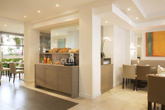 Floride Etoile Hotel: Breakfast Room