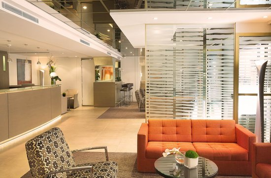 Floride Etoile Hotel: Reception