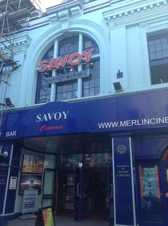 Savoy Cinema Penzance: lovely old cinema