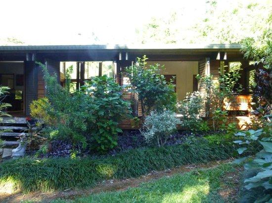 Cow Bay Homestay : Homestay from garden