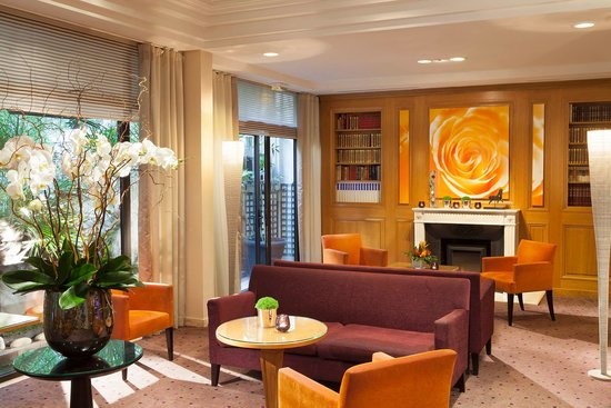 Garden Elysee Hotel: Lobby