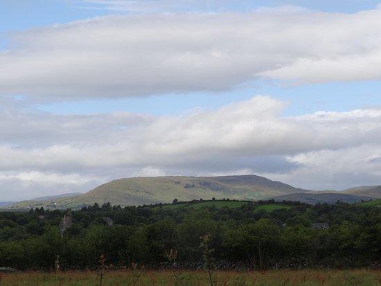 Hill View Farm: Panorama sur la campagne