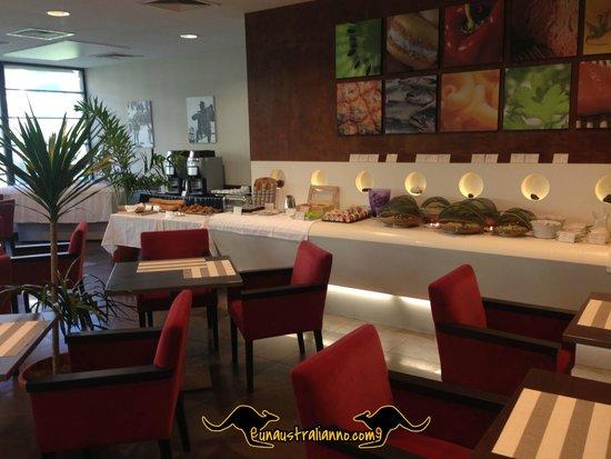 Manava Suite Resort Tahiti: Breakfast