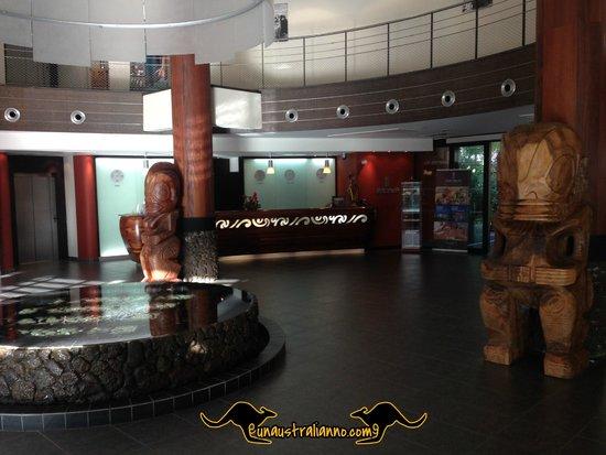 Manava Suite Resort Tahiti: Manava Hall