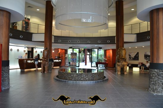 Manava Suite Resort Tahiti : Manava hall