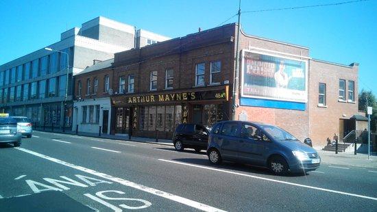 Arthur Mayne's