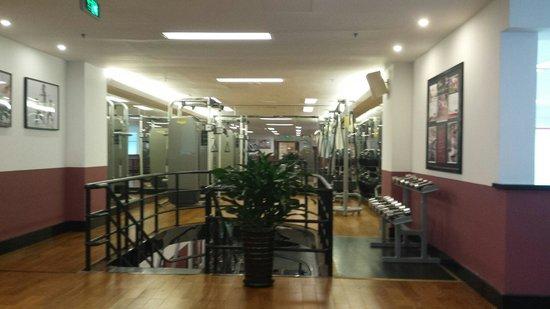 Kempinski Hotel Beijing Lufthansa Center : Gym