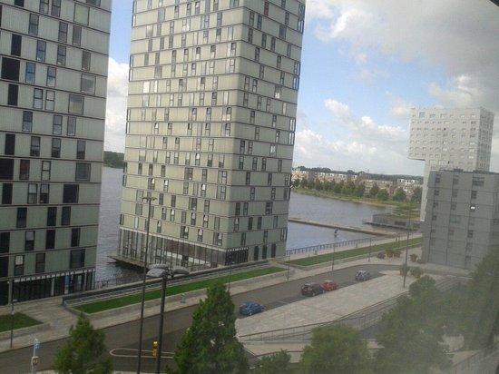 Apollo Hotel Almere City Centre: Window view