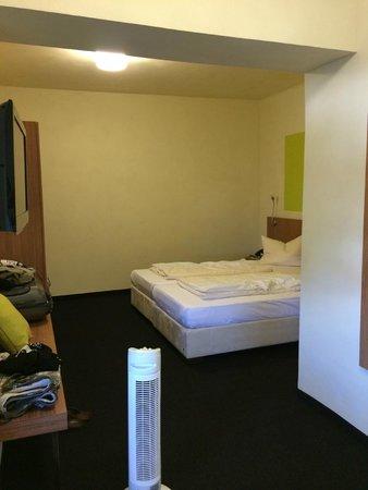 Hotel Vorfelder: Camera 321