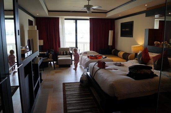 Angsana Laguna Phuket : Large rooms