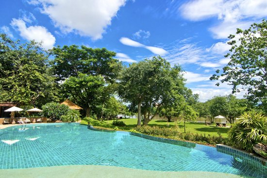 The Legend Chiang Rai : Swimming Pool