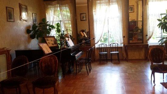 Rimsky-Korsakov Museum: Interior