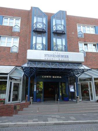 Steigenberger Conti-Hansa: Hotel
