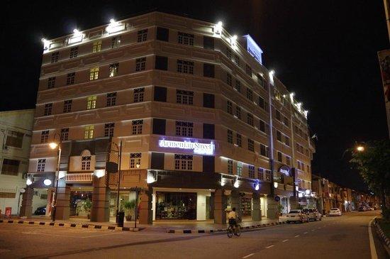Armenian Street Heritage Hotel: 外観