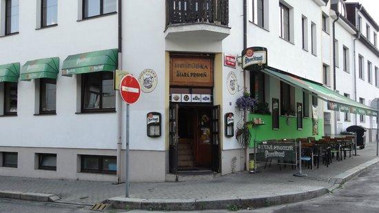 Restaurace Stará promiň