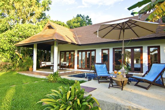 The Legend Chiang Rai : Two Bed Room Pool Villa