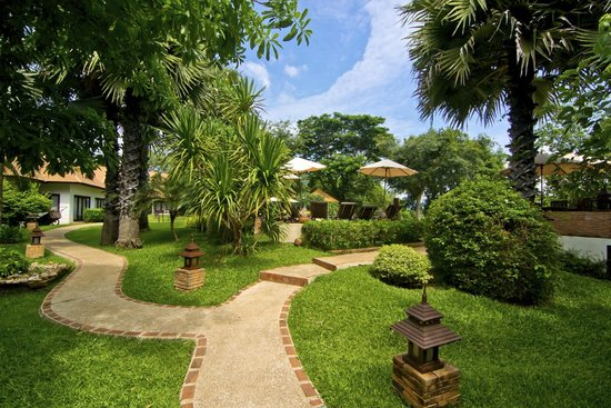 The Legend Chiang Rai: Garden
