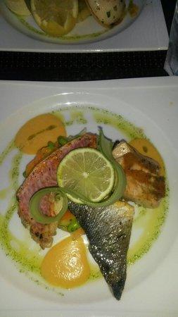 Le Sud : Trilogie de poisson jus barrigoule