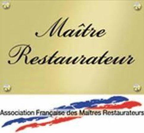 Les relais d'Alsace: NOUVEAUTE ! LABEL MAITRE RESTAURATEUR