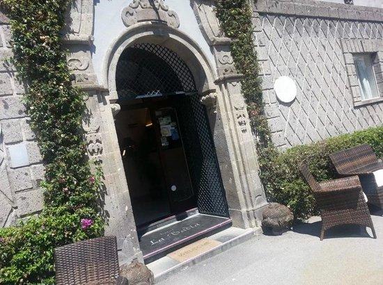 Hotel La Badia : Ingresso