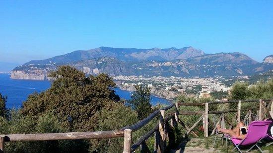 Hotel La Badia : Vista Zona Relax