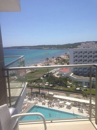 Protur Playa Cala Millor Hotel: Balcony View