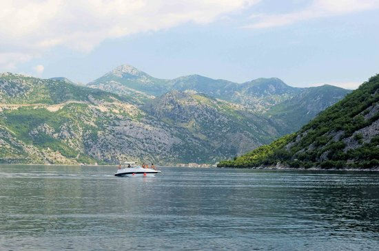 Atlas Croatia : Bay of Kotor