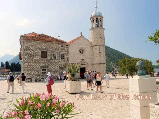 Atlas Croatia Day Tours : Our Lady of the Rocks