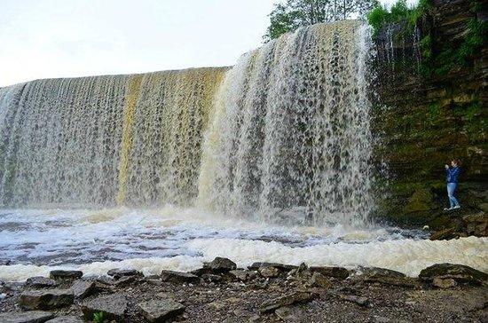 Jagala Waterfall: водопад Ягала