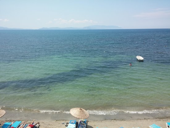 Arora Hotel: Bahsettiğim Deniz