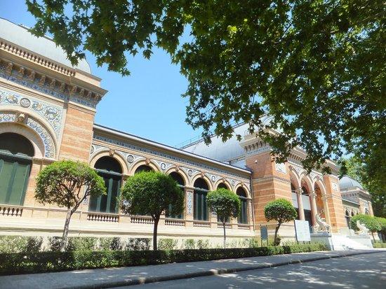 Retiro Park (Parque del Retiro): Palacio de Velazquez - 1883