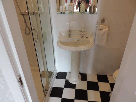 Abercorn Guest House: Salle de bain